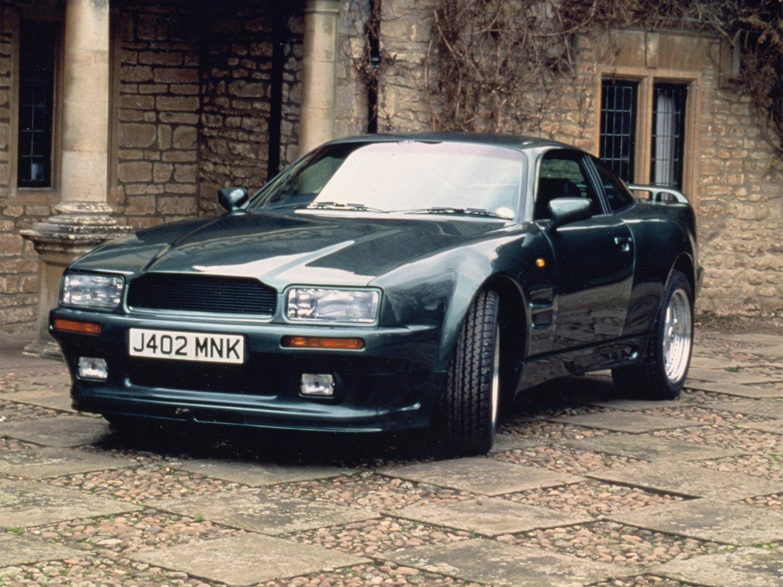 Aston Martin Virage Saloon 5 3 I V8 32v 335 Hp